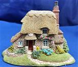 LILLIPUT LANE Collectible Plate/Figurine BIRDLIP BOTTOM